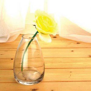 ガラスフラワーベース