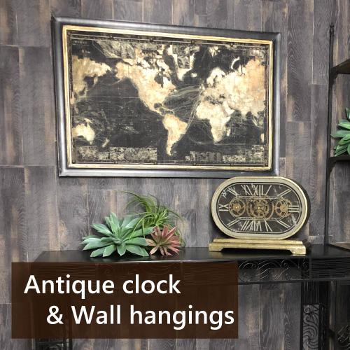 アンティーク時計&壁掛け